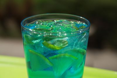 Brazylijski bezalkoholowy drink ipanema