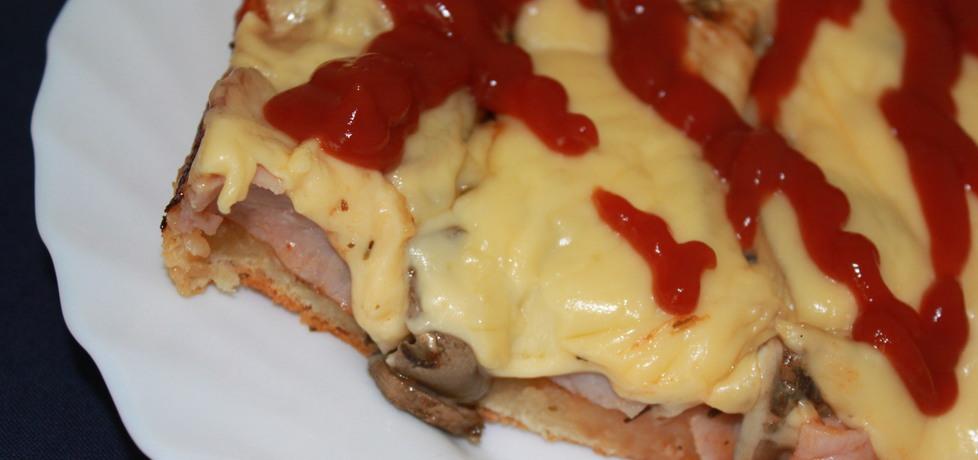 Domowa pizza (autor: smakolykijoanny)