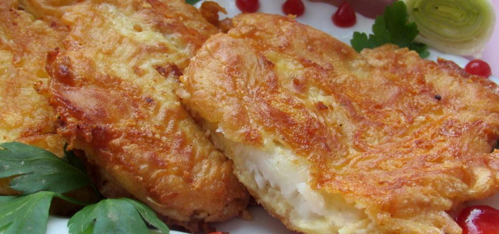 Ryba w serowej panierce (autor: julkatomeczek)