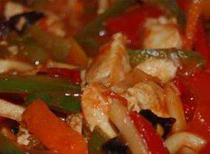 Sos słodko-kwaśny do kurczaka  prosty przepis i składniki