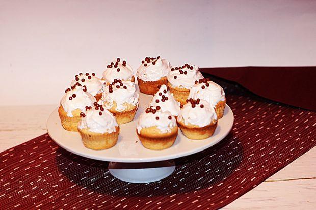 Przepis  muffiny cytrynowe z majonezem przepis