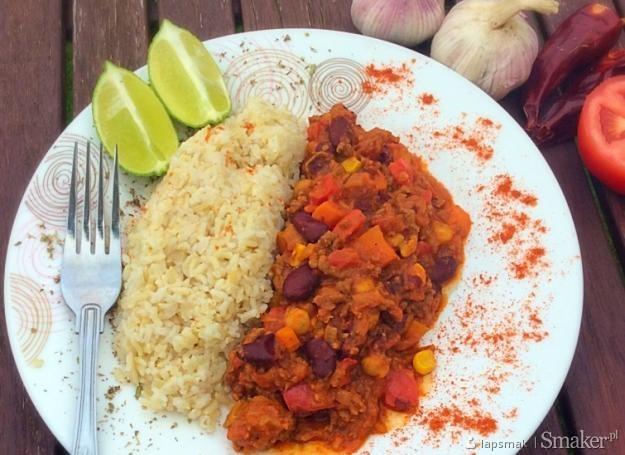 Chilli con carne przepis tradycyjny