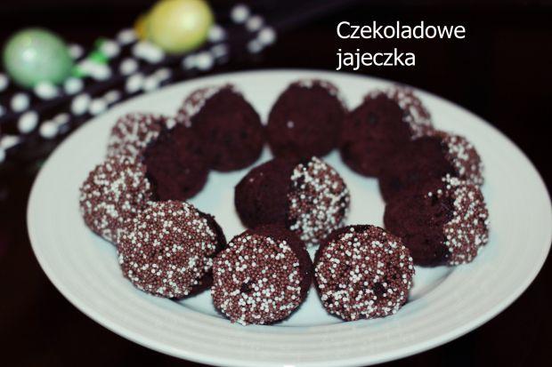 Przepis  wielkanoc- czekoladowe jajeczka przepis