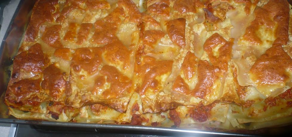 Lasagne z mięsem mielonym (autor: mic)