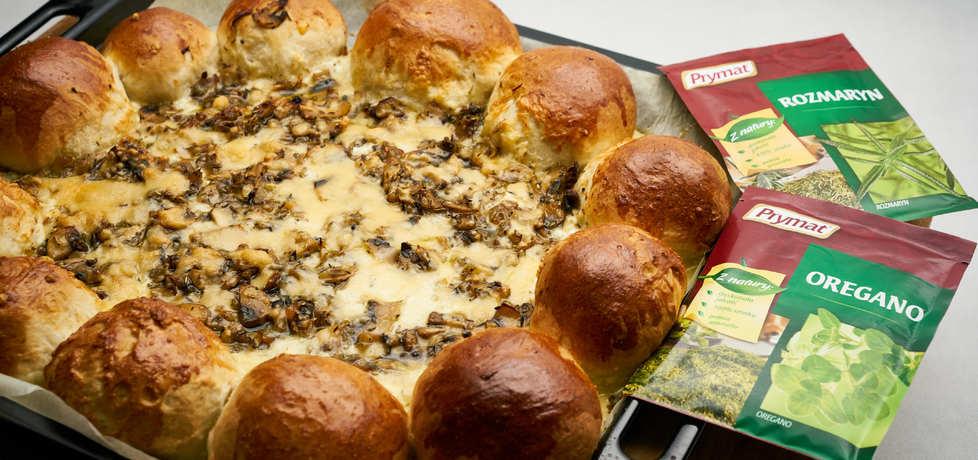 Doradca smaku v: drożdżowe na okrągło z serem i pieczarkami ...