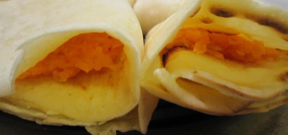 Naleśniki z marchewką i jabłkiem (autor: kate131)