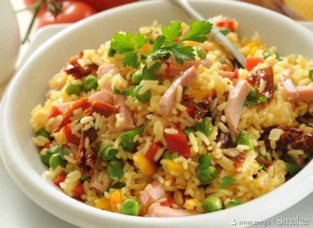 Kolorowe risotto