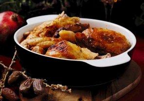 Morelowy kurczak  prosty przepis i składniki