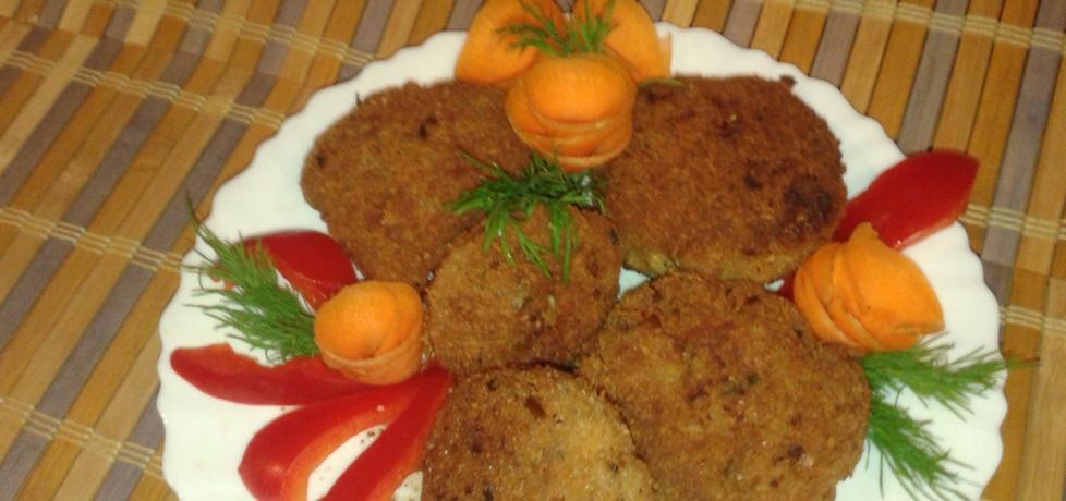 Kotlety mielone z warzywami (autor: bozena