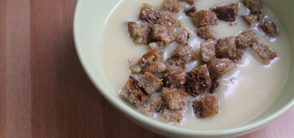 Zupa krem czosnkowa (autor: jan_mag)