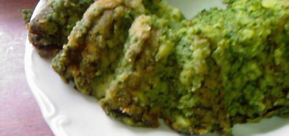 Zielona babka ziemniaczana (autor: grazyna13)