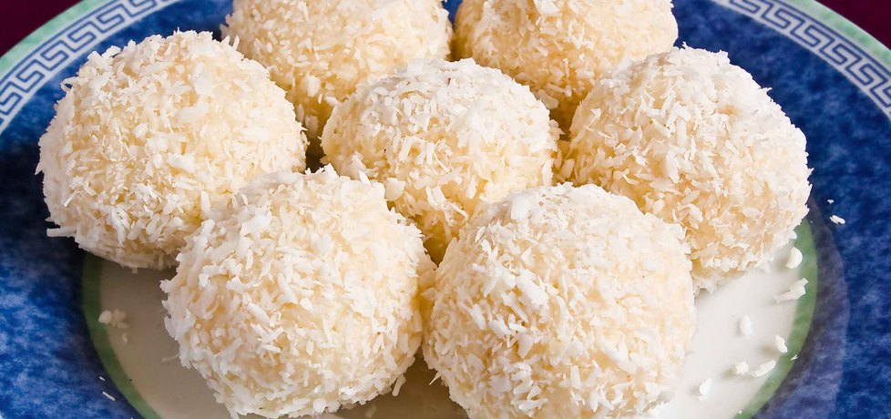 Kokosowe kulki (trufle) (autor: jozefinach)