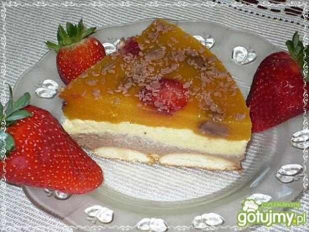 Przepis  ciasto z kaszy manny 4 przepis