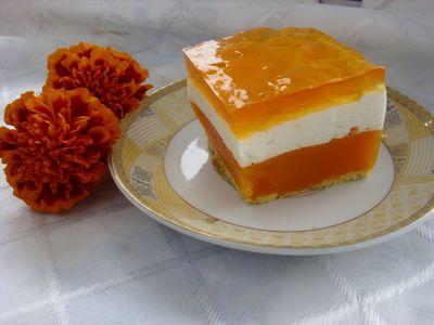 Kubusiowe ciasto z serkami homogenizowanymi