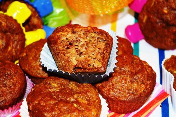 Przepis  muffiny jabłkowe przepis