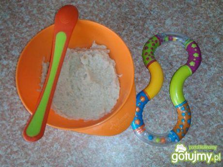 Przepis  pierwszy ryż z cielęciną dla niemowlaka przepis