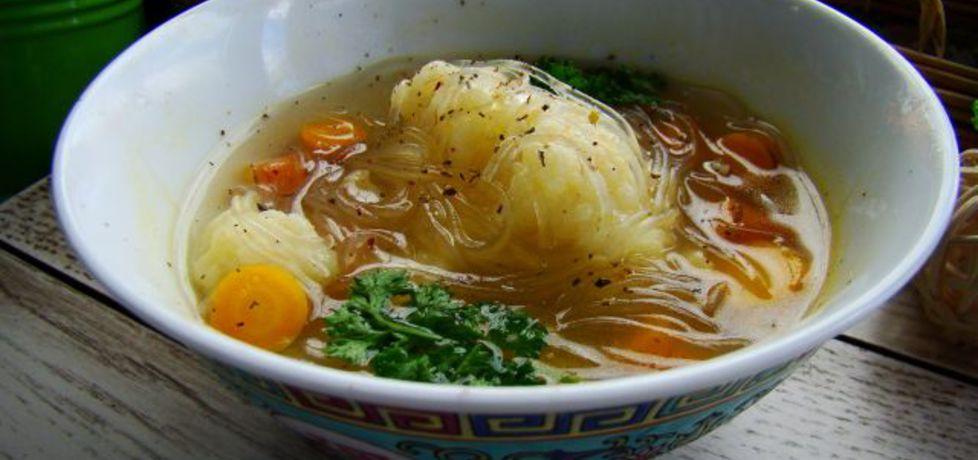 Zupa chińska kalafiorowa (autor: iwa643)