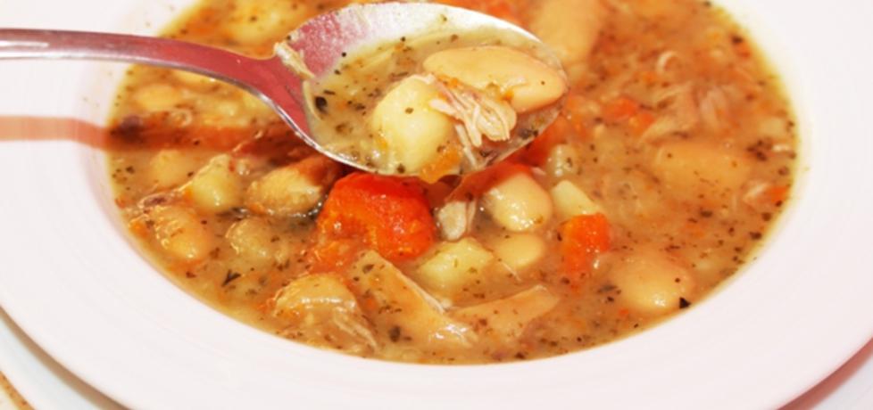 Zupa fasolowa (autor: smakolykijoanny)