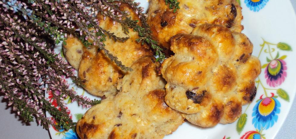 Muffinki owsiane z rodzynkami (autor: mama
