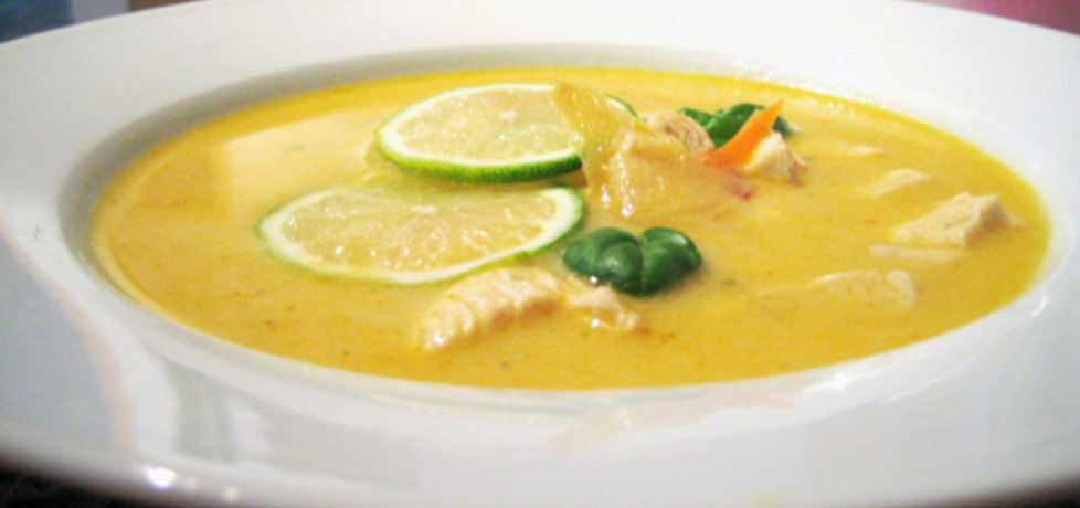 Pikantna zupa tajska (autor: brioszka)