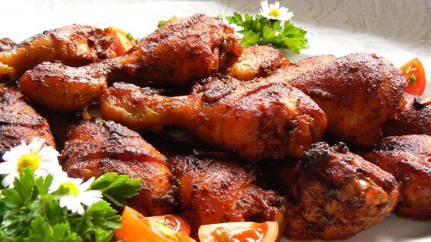Przepis  pałki z kurczaka w ketchupie przepis
