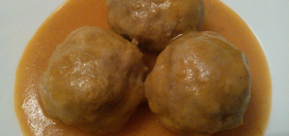 Miękkie pulpety w sosie pomidorowym (autor: lukrecja29 ...