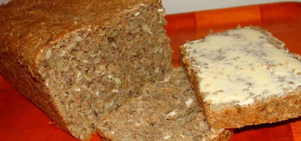 Chleb żytni z ziarnami (autor: paulina2157)