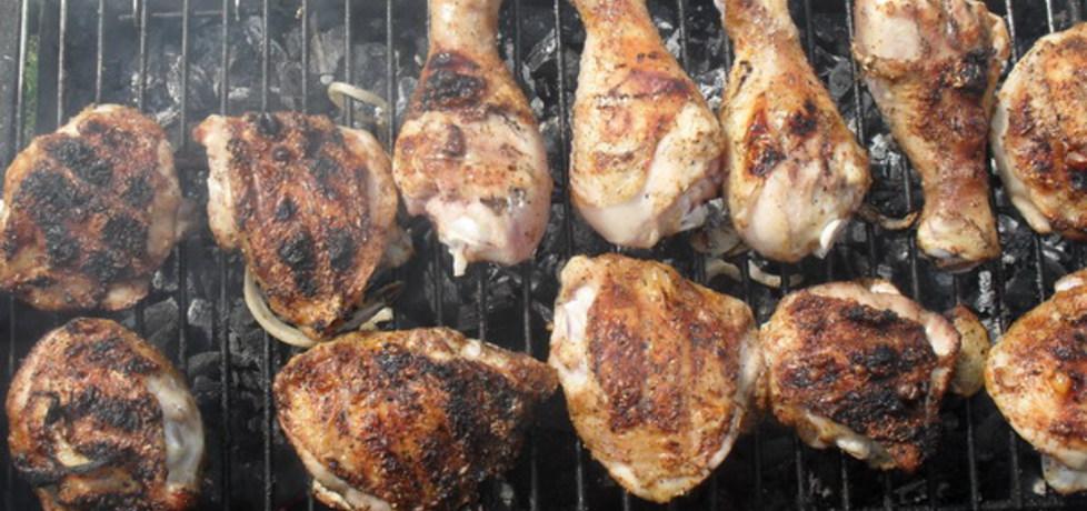 Mięso drobiowe z grilla (autor: izabelabella81)