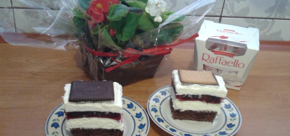 Ciasto cegiełka. (autor: bozena-matuszczyk)