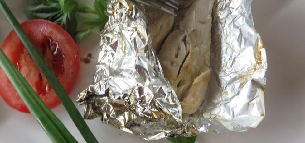 Pierś z kurczaka grillowana w folii (autor: kd045)