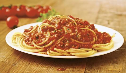 Spaghetti bolognese extra ziołowe