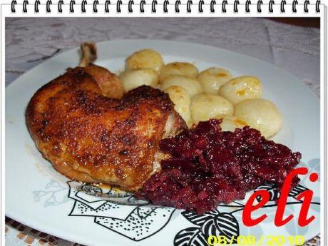 Przepis na: udka z piekarnika eli :gotujmy.pl