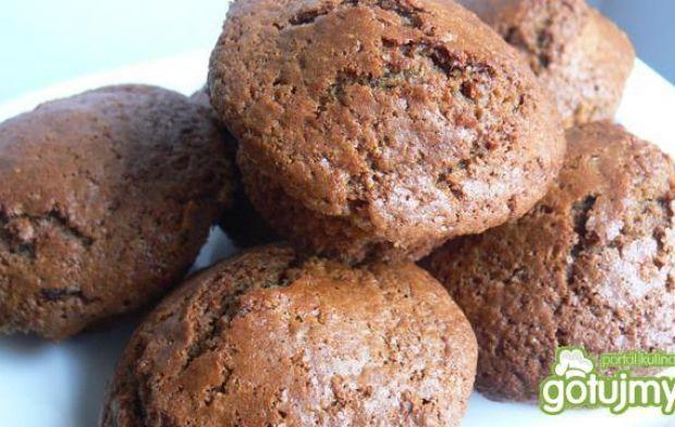Przepis  kawowe muffinki z żurawiną przepis