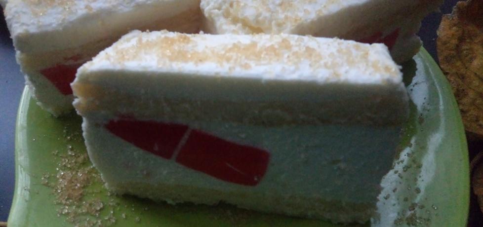 Ciasto śmietanowo-jogurtowe (autor: smacznab)