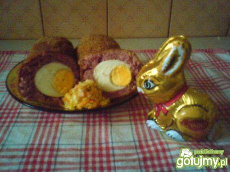 Jajka po szkocku  sposób przyrządzenia