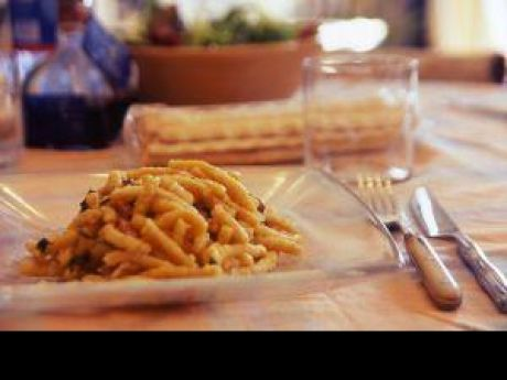 Przepis  spaghetti a la carbonara przepis