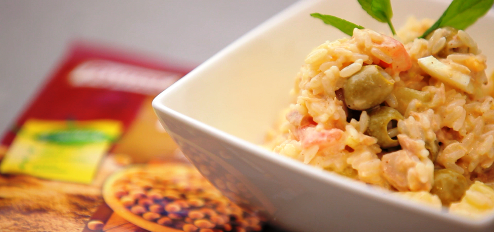 Doradca smaku ii, odc. 28: sałatka z ryżem jak u mamy (autor ...