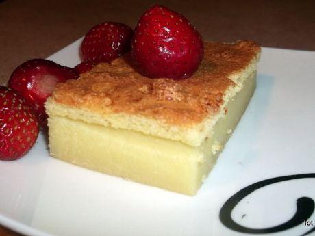 Przepis  magiczne ciasto limonkowe przepis