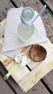 Likier kokosowy, domowe malibu