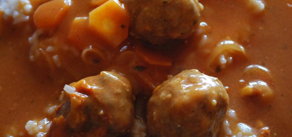 Pikantne pulpety w sosie pomidorowym (autor: dorotka0000025 ...