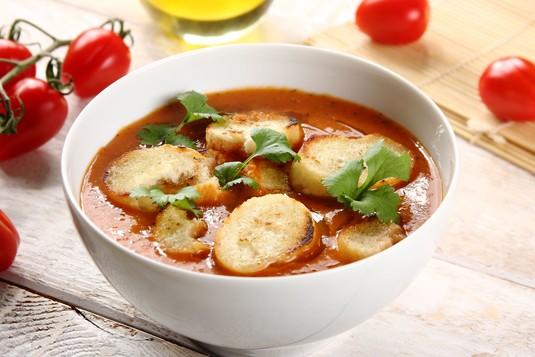 Hiszpańskie gazpacho