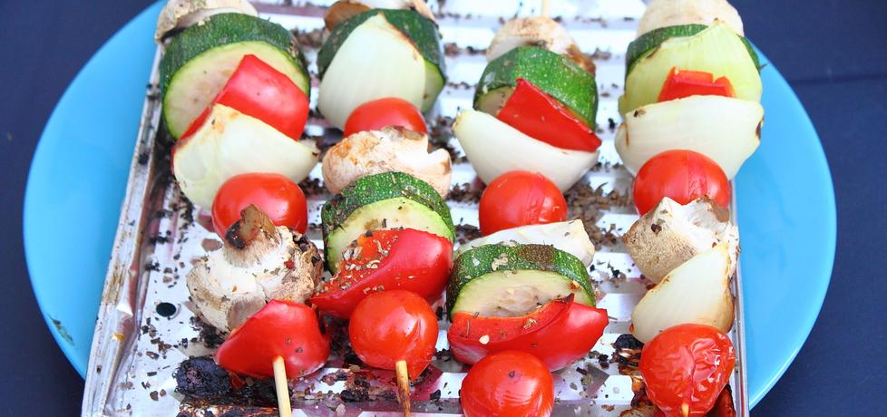 Szaszłyki warzywne na grilla (autor: ifa)
