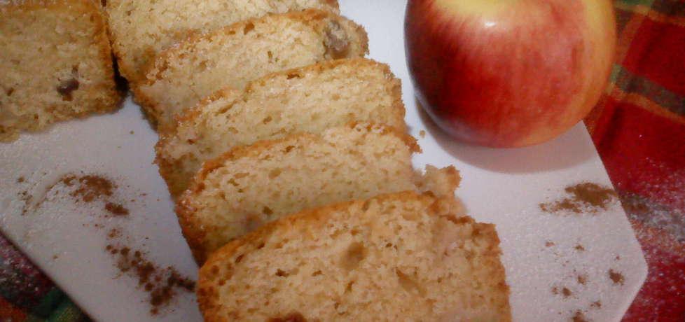 Szybkie ciasto z jabłkami i rodzynkami (autor: ania2610 ...