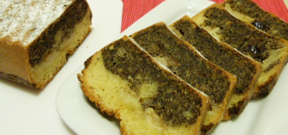 Szybkie ciasto z makiem i jabłkami (autor: renatazet ...