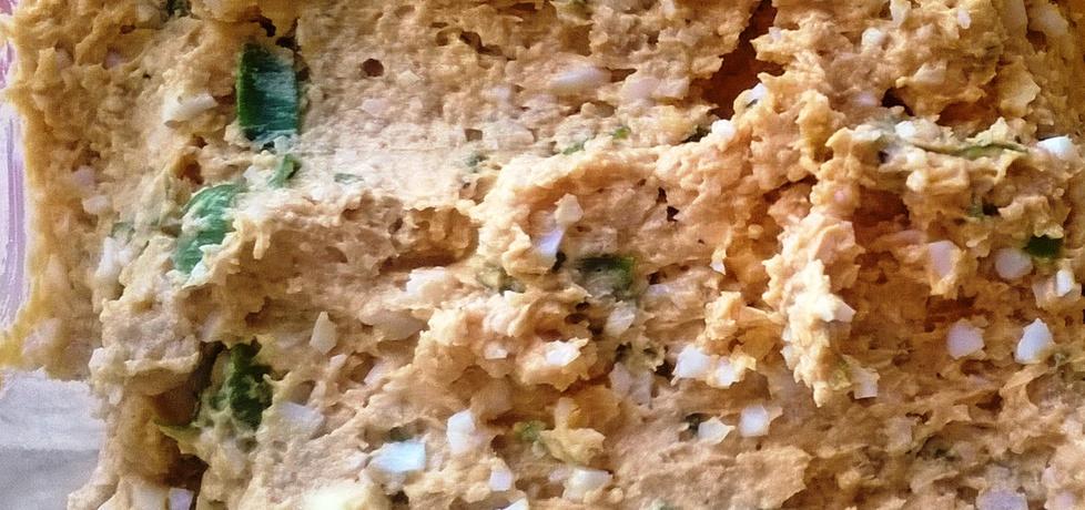 Pasta jajeczna z dodatkami (autor: joannasz3190)