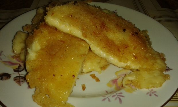 Przepis  kotlety z żółtego sera przepis