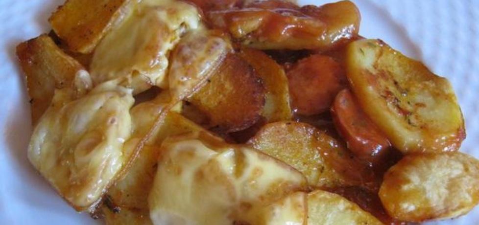 Zapiekanka z ziemniakakami. (autor: anula250)