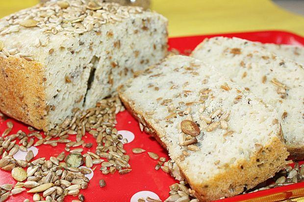Przepis  chleb z ziarnami z maszyny do chleba przepis