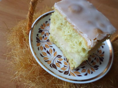 Ciasto 3 cytryny
