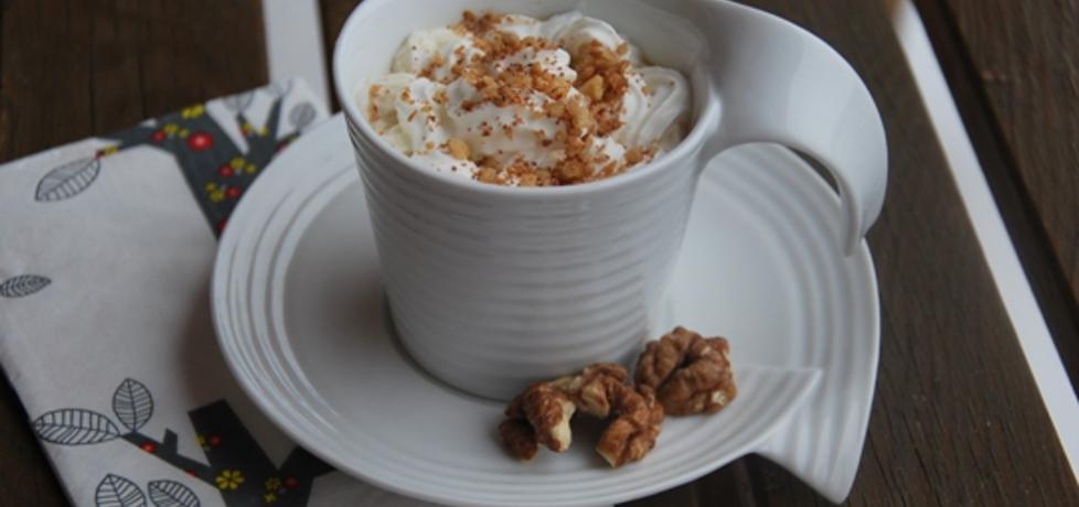 Kawa z kardamonem i nutellą (autor: jolanta40)